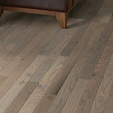 "3-1/4"" Solid Red Oak Hardwood Flooring in Sterling"