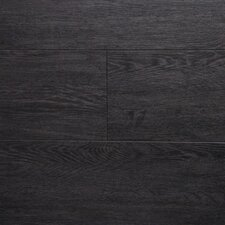 "6"" x 48"" x 12.3mm  Laminate in Dark Wenge (Set of 22)"