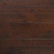"5"" x 48"" x 12.3mm Laminate in Mocha Maple (Set of 22)"