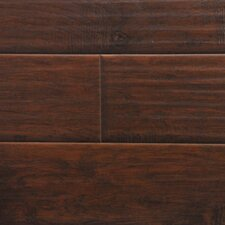 "6"" x 48 x 12.3mm  Laminate in Midnight Hickory (Set of 22)"