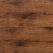 "8"" x 48"" x 8.2mm Laminate in Ash Brown (Set of 22)"
