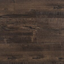 "7"" x 48"" x 12.3mm Laminate in Pecan (Set of 22)"