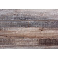 "Barnwood Country 7.5"" x 72"" x 12.3mm Maple Laminate"