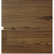 """5"""" x 48"""" x 12.3mm Laminate in Red Ancient Pine (Set of 22)"""