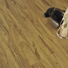 """7"""" x 48"""" x 12.3mm Laminate in Rustic Olive (Set of 22)"""