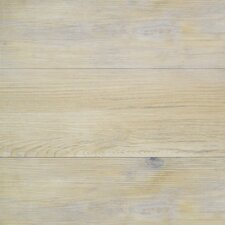 "Pine Look 6"" x 36"" x 3mm Luxury Vinyl Plank in White Pine"