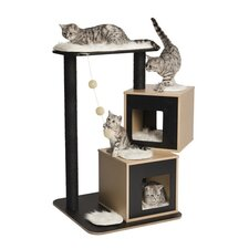 "41"" Vesper Double Cat Tree"