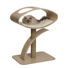 "38"" Vesper High Lounge Cat Tree"
