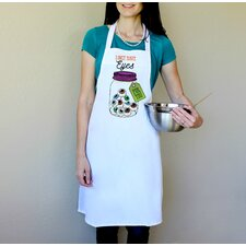 100% Cotton I Only Have Eyes For You Apron
