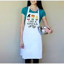 100% Cotton I Put A Spell On You Apron