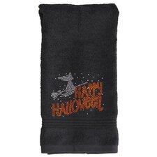Halloween Washcloth