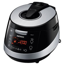 6-Cup IH Pressure Rice Cooker