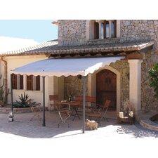 Mallorca 4m W x 3m D Pergola