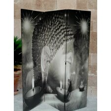 180 x 120cm 3 Panel Room Divider