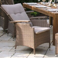 Lanzarote Dining Chair with Cushion (Set of 2)
