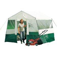 3 m W x 3 m D Greenhouse