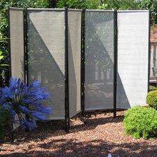 Raumteiler Paravent, 5-teilig, 156 x 250 cm