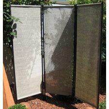 Raumteiler Paravent, 3-teilig, 156 x 150 cm