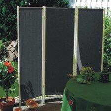 3-tlg. Raumteiler Klassik 156 x 150 cm