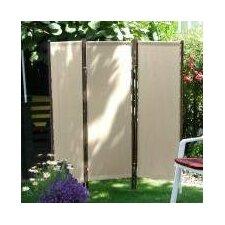 156cm x 150cm Klassik 3 Panel Room Divider