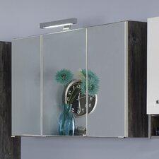 100 x 64 cm Spiegelschrank Capri