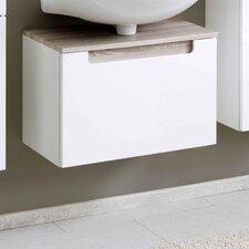 60 cm Wandmontierter Waschbeckenunterschrank Siena