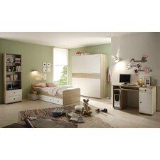 4-tlg. Schlafzimmer-Set  Nick, 90 x 200 cm