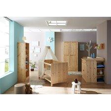 5-tlg. Schlafzimmer-Set Moritz, 70 x 140 cm