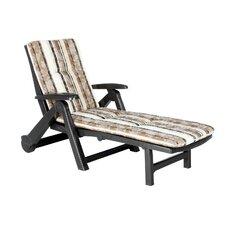 Rollliege Charleston mit Sitzauflage