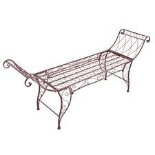 2-Sitzer Gartenbank Mistique aus Eisen