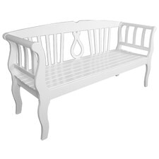 3-Sitzer Gartenbank Arcadia aus Eukalyptusholz