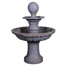 Brunnen 2-Stöckig aus Polyresin