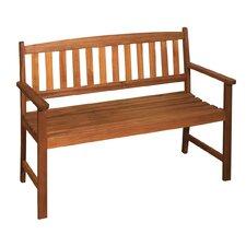 2-Sitzer Gartenbank Promotion aus Eukalyptus FSC