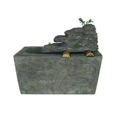 Brunnen aus Polyresin