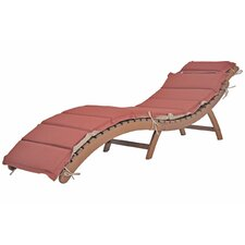 Nassau Lounger with Cushion