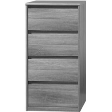 Soft Smart 4 Drawer Chest of Drawers