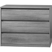 Soft Smart 3 Drawer Chest of Drawers