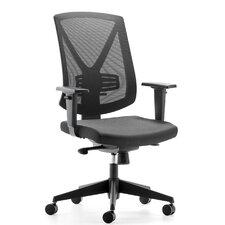 Bürostuhl Mayer Sitzmöbel mit hoher Maschenrückenlehne