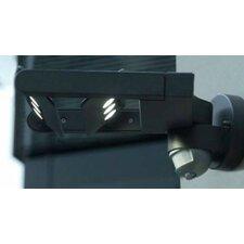 Wandleuchte 6-flammig LED Spot Sicherheitslicht