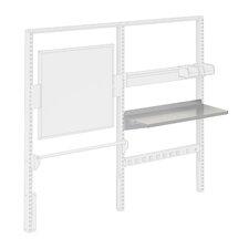 Steel Shelf with 2 Bracket