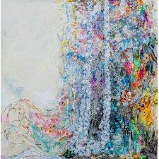 Gerahmter Kunstdruck The Gift of Diamonds, 2008 von Julie Kuyath