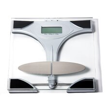 Tempered Glass Body Fat Scale