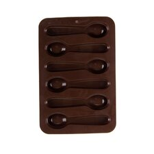 Silicone Spoon Mold (Set of 4)