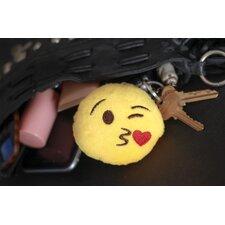 Emoji Plush Key Hook