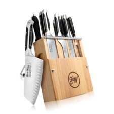 11 Piece Knife Set