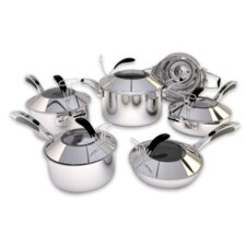 5 Ply Stainless Steel 11 Piece Cookware Set