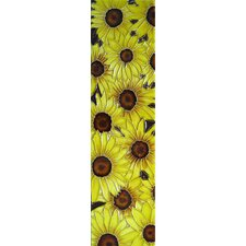 Multi Sunflower Tile Wall Decor