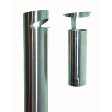 Stainless Steel Smoker's Ashtray Post