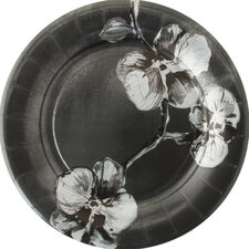 "11.13"" Orchid Fine Paper Dinner Plate (8 Count) (Set of 8)"