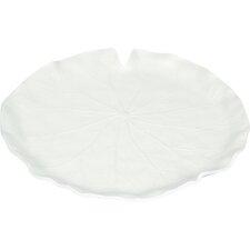 """8.5"""" Lotus Melamine Appetizer/Dessert Plate"""